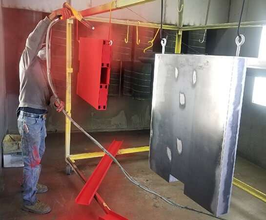 Industrial Coating, Phoenix Metal Finishing